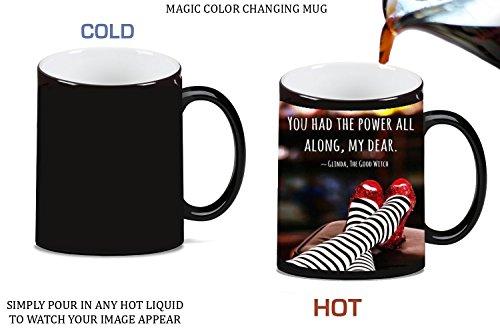 wizard of oz good witch mug - 6