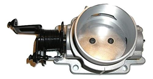 Throttle Body Shop 10415 remanufactured & bored 62mm for Jeep 1991-95 Wrangler, Cherokee, Grand Cherokee 4.0L