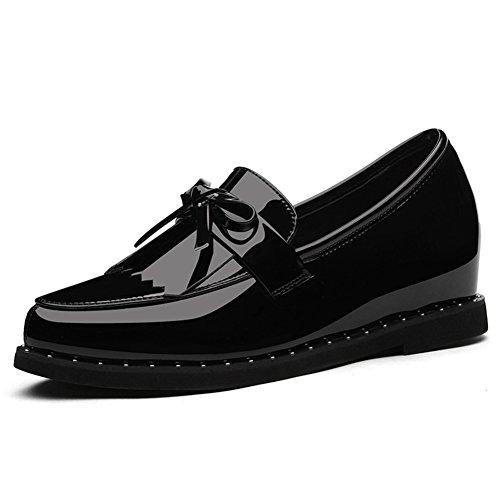 Primavera zapatos del estudiante/En la versión coreana de la Joker alto zapato de B