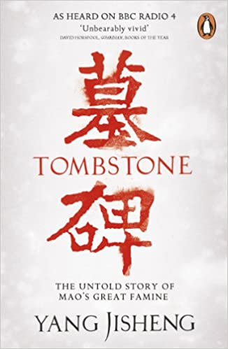 Book Tombstone: The Untold Story of Mao's Great Famine