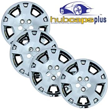 Set of Four 2006, 2007, 2008, 2009, 2010 Dodge Charger Style 17 inch Chrome Bolt on Hubcaps Wheel Covers