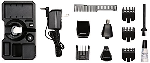 wahl groomsman pro rechargeable grooming kit 9855 300 health and beauty in the uae see. Black Bedroom Furniture Sets. Home Design Ideas