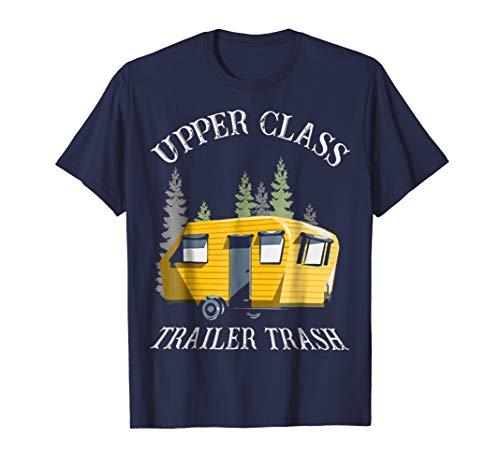 upper class trailer trash t shirt ()