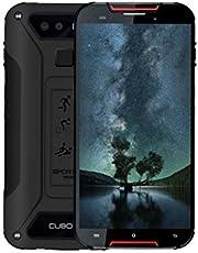 Cubot Quest Lite 4G 32 GB 3 GB RAM Dual SIM-kort svart EU