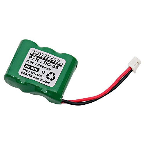Dog Collar Replacement Battery for GP - 20AAAAH3BMX -