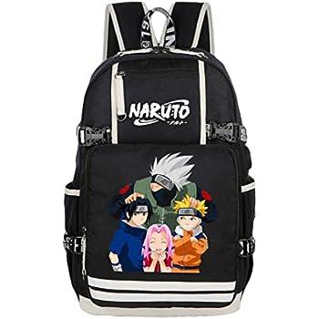 Amazon.com: Gumstyle Naruto Anime Backpack with USB