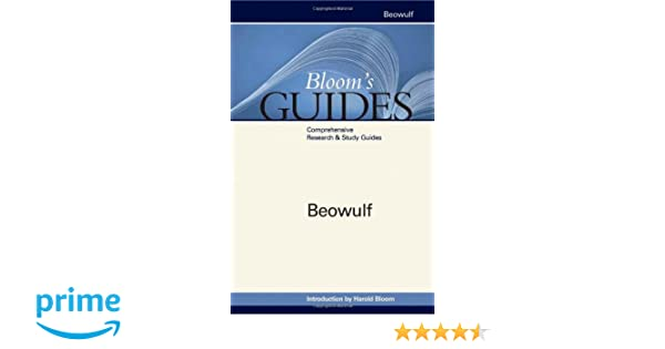 beowulf bloom harold