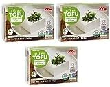 Mori-Nu - Silken Tofu Organic Firm - 12.3 oz.(Pack of 3)