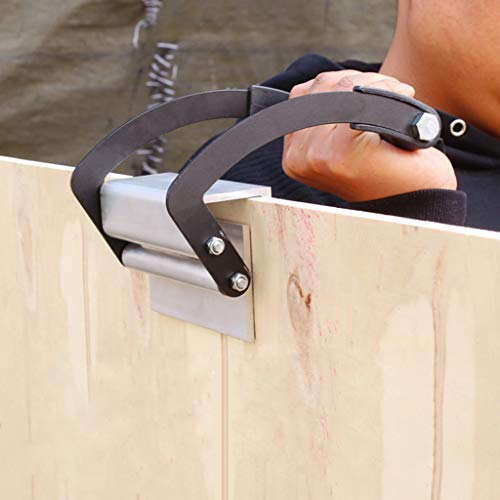 Forgun Plywood Panel Carrier Handy Gripper,Wood Board Lifter Handle Tool Special Home Tools by Forgun (Image #7)