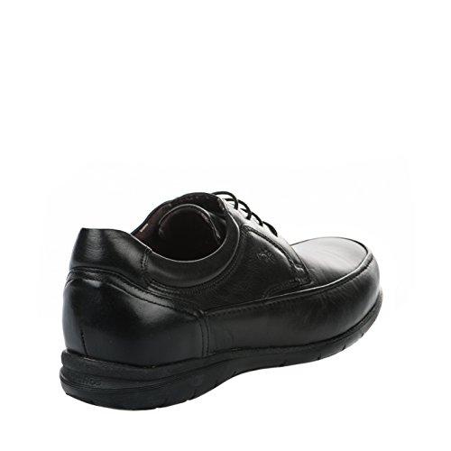 Noir Fluchos Homme À Lacets Chaussures FqAOp