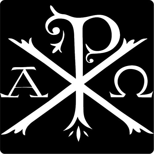 - Alpha CHI RHO 3 Vinyl Decal Sticker for Window ~Car ~ Truck~ Boat~ Laptop~ iPhone~ Wall~ Motorcycle~ Helmets~ Gaming Console~ Size 6.76