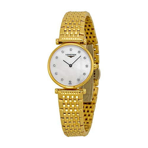 Longines La Grande Classique Mother of Pearl Diamond Ladies Watch L42092878