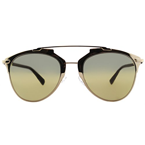 836c2c3281 Christian Dior Dior Reflected YC2K1 Gold   Plum Reflected Aviator ...