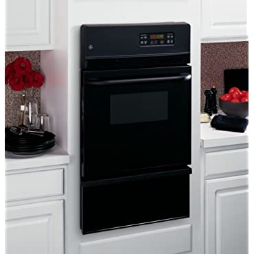 GE-JGRP20BEJBB-24-Black-Gas-Single-Wall-Oven