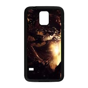 FULLMETAL ALCHEMIST Samsung Galaxy S5 Cell Phone Case Black g1852968