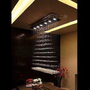 LOCO Lampadario pendente Moderno fashion in Cristallo Per sala da ...