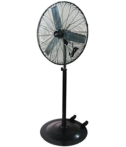 ATD Tools 30'' OSCILLATING PEDESTAL FAN 30335 by ATD Tools