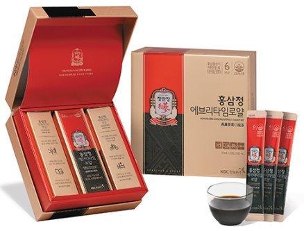 [正官庄] 紅参精エヴリタイムロイヤル / Red ginseng extract everytime Royal 10ml X 30packs (免税店向け) [並行輸入品] B01N41J9HP