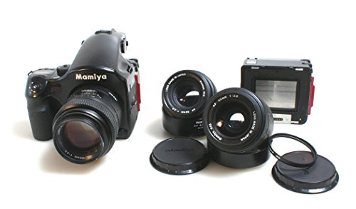 Mamiya 645 AF Film Camera with Lenses and Accessories//Medium Format Camera ()