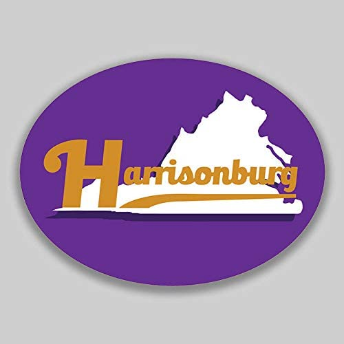 Amazon Com Jb Print Magnet Harrisonburg Virginia Oval Vinyl City Town College University Vinyl Decal Sticker Car Waterproof Car Decal Magnetic Bumper Sticker 5 Kitchen Dining Weather forecast for harrisonburg city county, va. amazon com