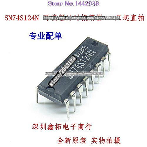 Electrical Equipments 1Pcs Sn74S124N 74S124N 74S124