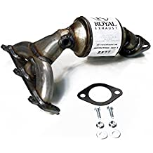 Catalytic Converter Fits: 2001-2006 Hyundai Santa Fe | 2005-2008 Hyundai Tucson 4WD | 2005-2010 Kia Sportage | 2.7L Right Firewall Side