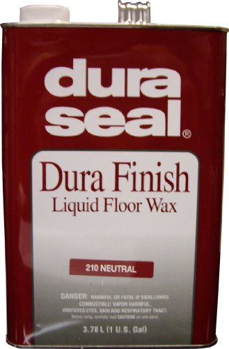 Dura Seal Durafinish Liquid Floor Wax - Neutral - Gallon ()