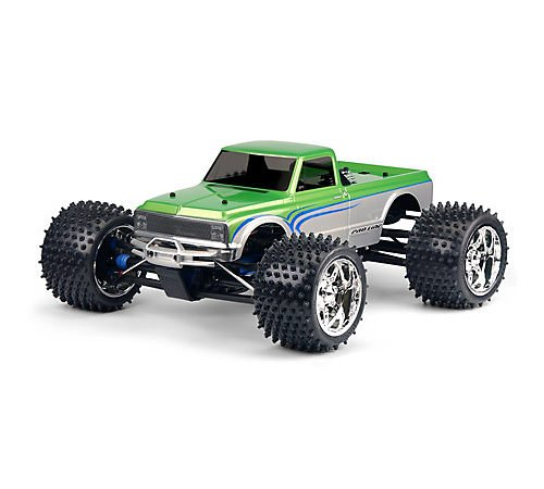 Pro-Line Racing 322700 '72 Chevy C10 Long Bed Revo3.3/LST/MGT/TNX Body Line Body