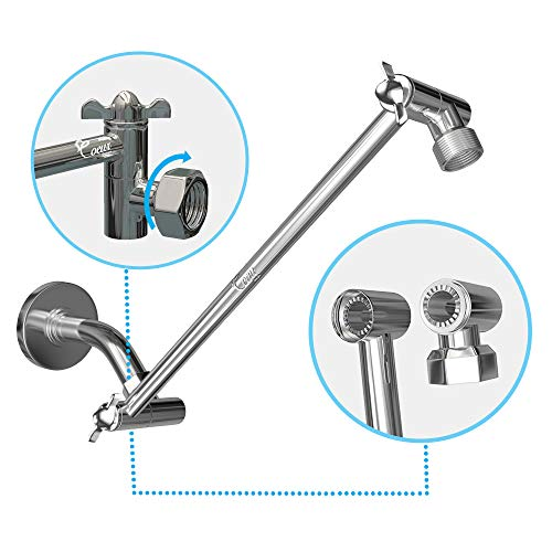 Most Popular Shower Arms & Slide Bars
