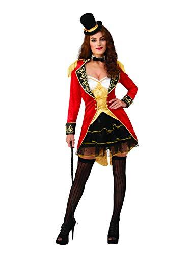 Womens Sexy Ringmaster Costume ()
