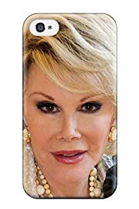 New Arrival Case Cover With HYutWfK1191gTZur Design For Iphone 4/4s- Joan Rivers Photo