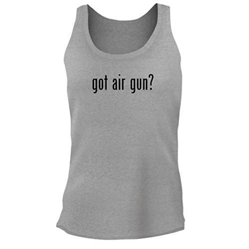 - Tracy Gifts got air Gun? - Women's Junior Cut Adult Tank Top, Heather, XX-Large