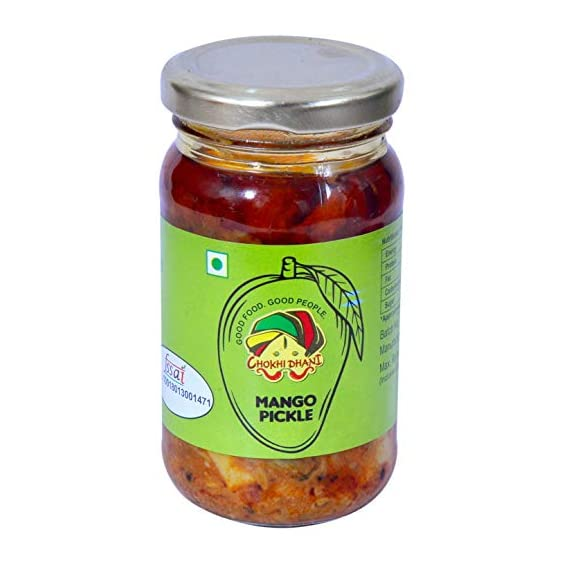 Chokhi Dhani Foods Mango Pickle 200 gm