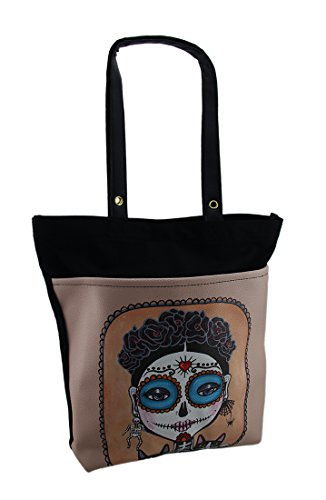 Zeckos, Borsa tote donna Orange