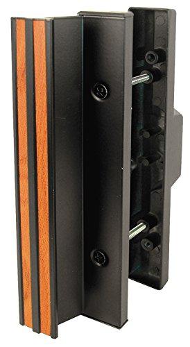 Prime-Line Products C 1058 Sliding Door Handle Set, Black Finish by Prime-Line