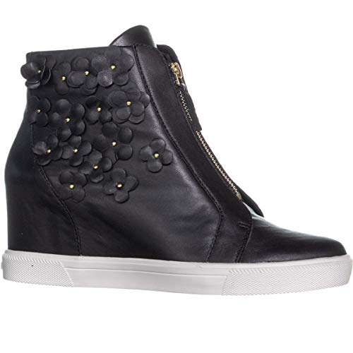 Negro Dkny Zapatillas Mujer Wedge Connie Sneaker 6A6wXq