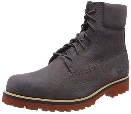 Gris Barefoot Chilmark Classiques C64 Bottines Iron Buffed et inch Timberland 6 Bottes Homme Forged 8wPqAAg