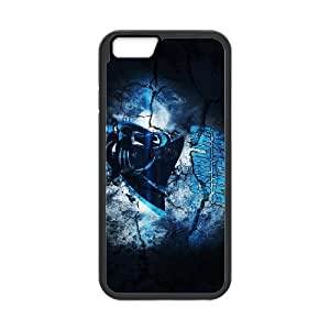iPhone6 Plus 5.5 inch Phone Case Black Carolina Panthers VAN5138266