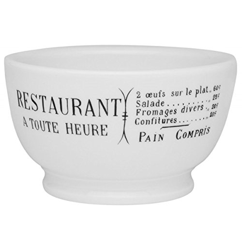Brasserie 13 oz. Cafe Au Lait Coffee Bowl [Set of 2]