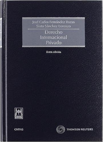 Derecho internacional privado (Tratados y Manuales de