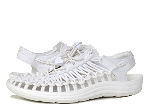 (キーン) KEEN WOMEN UNEEK STAR WHITE 【レディース】