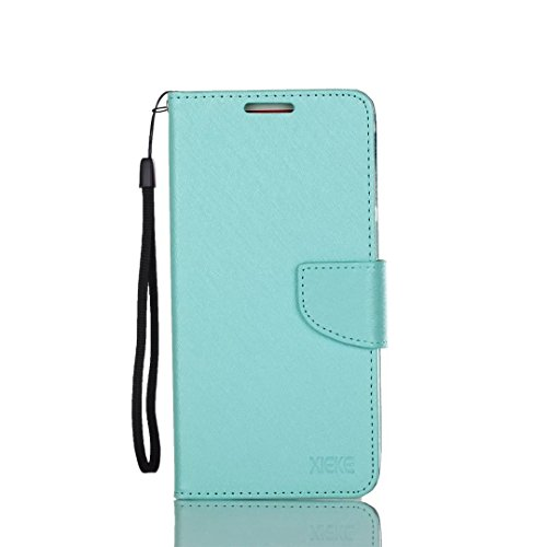 Funda iPhone 7, iPhone 7 Plus, Funda iPhone 6/6S, Funda iPhone 6Plus/6S Plus,Protector de Pantalla de Slim Case Estilo Billetera con Ranuras para Tarjetas, Soporte Plegable, Cierre Magnético(ARD-08) D