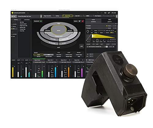Sensory Percussion Drum Sensor Kit with Software - Single by Sensory Percussion