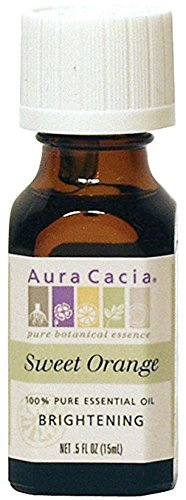 Aura Cacia orange, sweet oil, 15ml