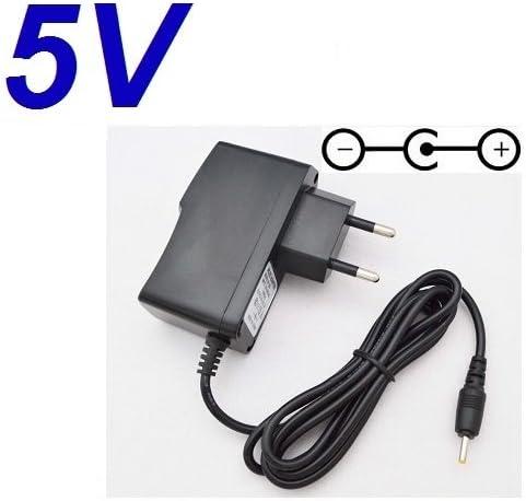 Adaptateur Secteur Alimentation Chargeur 5V pour Remplacement Tablette Logicom S1052 S1052BTK 10 puissance du c/âble dalimentation