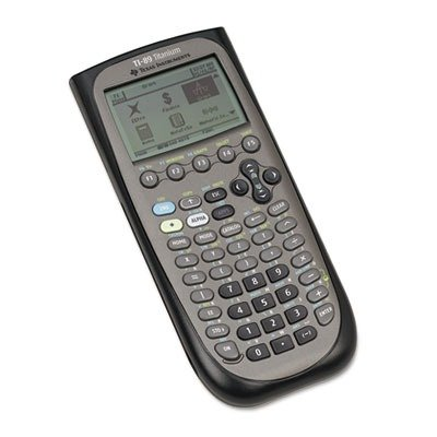 Texas Instruments TI-89 Advanced Graphing Calculator by Texas Instruments