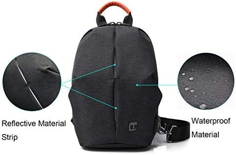 78d4b76cb122 Mesonoda Sling Bag Crossbody Backpack Travel Shoulder Chest Daypack for Men  & Women Blue