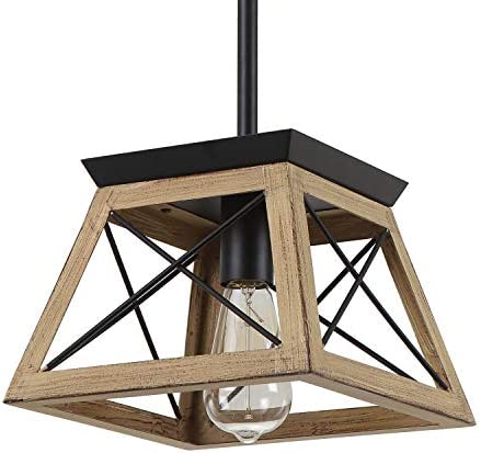 Luupyia Farmhouse Pendant Light Fixture