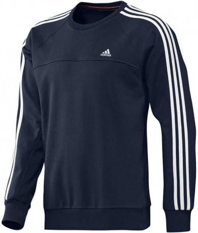 adidas Essentials 3 Stripes X20563 Sweatshirt à col rond