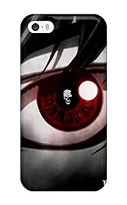 Protective Tpu Case With Fashion Design For Iphone 5/5s (death Note Anime )